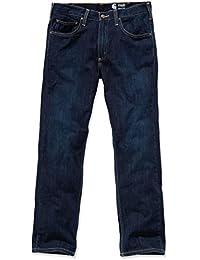 Carhartt 100067 Straight Fit Straight Leg Jeans – pantaloni ... c79f2948620f