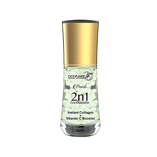Donna Bella Cosmetics - Perlas 2n1 Colágeno Instantáneo