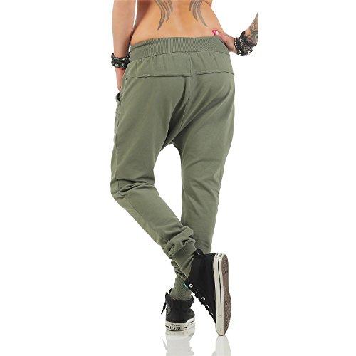 ZARMEXX Fashion -  Pantaloni  - relaxed - Donna Armee