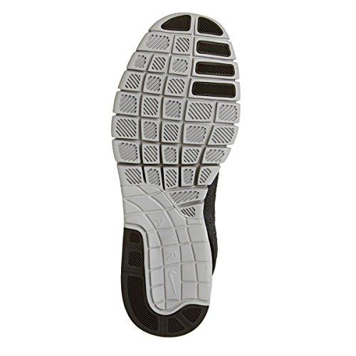 Nike Boys Stefan Janoski Max Skater Scarpe Nero / Grigio Lupo / Grigio Lupo