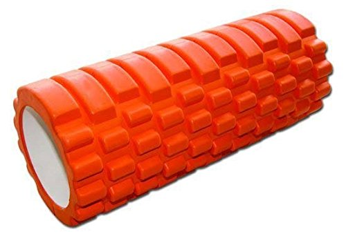 RS Vital GmbH RS Sports - Intense Foam Roller/Trigger Foam Roller/Blackroll Alternative - Orange - Foam - 40 x 15 x 15 cm