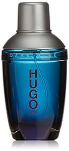 Hugo Boss Hugo Dark Blue Eau de Toilette, Uomo, 75 ml