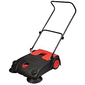 vidaXL Handkehrmaschine mit Arbeitsbreite 70 cm