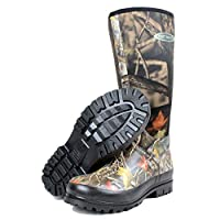Dirt Boot Neoprene Wellington MUCK Boot CAMO (7 UK EU(41))