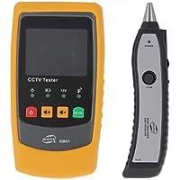 BENETECH GM61 2.0 pollici TFT LCD Handheld PAL / NTSC Identifying Wire Tracker CCTV Misuratore Tester