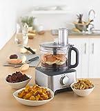 Kenwood FDM780BA, Robot da Cucina, 1000 W, Metallo/Plastica