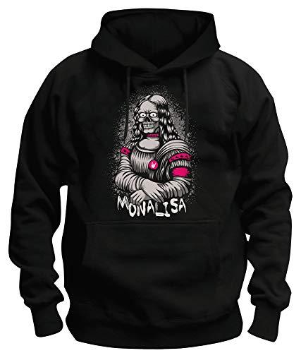 TSP Mona Lisa Kapuzen-Sweatshirt Herren XXXL ()