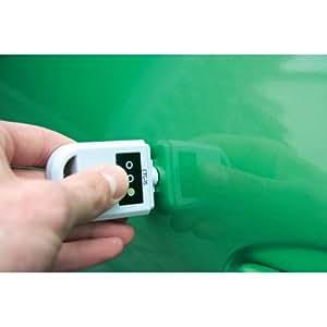 Testeur de peinture de poche Basetech CTG 15, testeur rapide de peinture, testeur d'épaisseur de peinture avec indicateu