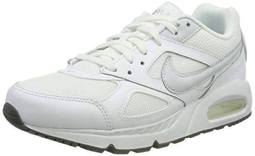 Nike Damen Air Max Ivo Sneaker, Weiß (Blanc/gris Froid/Platine Pur), 41 EU (Nike Air Max Niedrigen Preis)