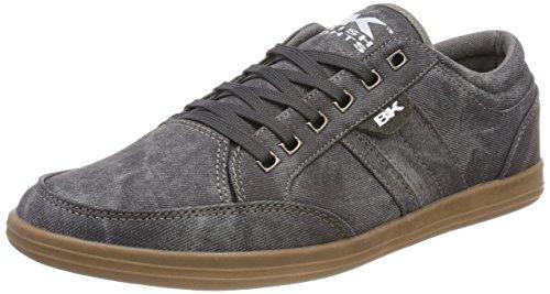 British Knights Herren KUNZO Sneaker, Grau (Dk Grey/Crepe), 45 EU