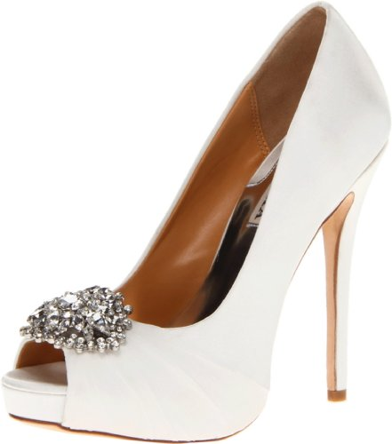 badgley-mischka-damen-pettal-platform-pumpweiss-satin10-m-us