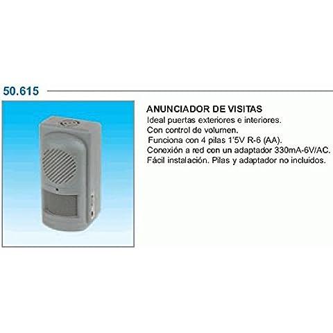ElectroDH - 50.615 Alarma Avisador De Visitas
