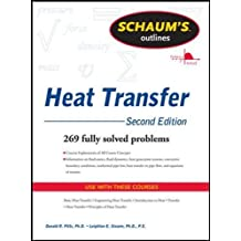 Schaum's Outline of Heat Transfer, 2nd Edition (Schaums' Engineering)