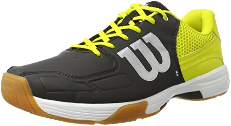 Wilson Scarpe Da Badminton Unisex, Ideales Para Jugadores de Todos Los Niveles, Para terrenos de Juego Interiores  -