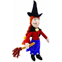 Kids Preferred Room on The Broom: Witch Plush by Kids Preferred [Toy] (English Manual)