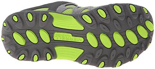 Merrell  Chameleon Low Wtpf,  Scarponcini da camminata ed escursionismo Ragazzo Multicolore