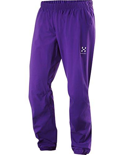 Haglöfs Damen Regen Hose L.I.M Proof Pants Women F15 Imperial Purple