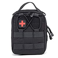 Zhongke Tactical Molle Pouch Outdoor Emergency Multipurpose Medical Kit Bag First Aid For Home Travel Camping Hiking