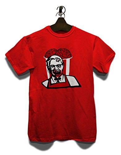 Kfc T-Shirt Rot