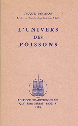 L'Univers des Poissons par Jacques Berthon