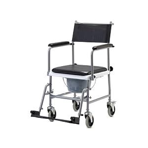 Toilettenstuhl Bischoff + Bischoff Modell TS-1 Rollstuhl Toilettenrollstuhl