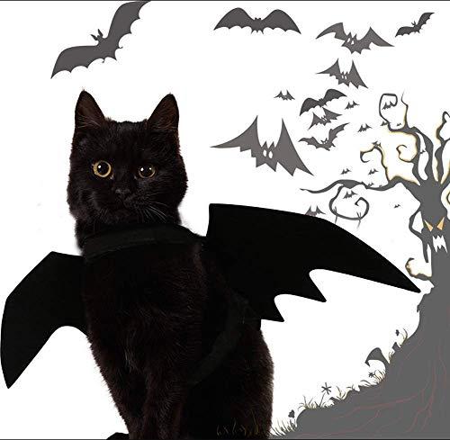een Fledermausflügel Pet Kostüm Pet Kostüm Puppy Cat ()