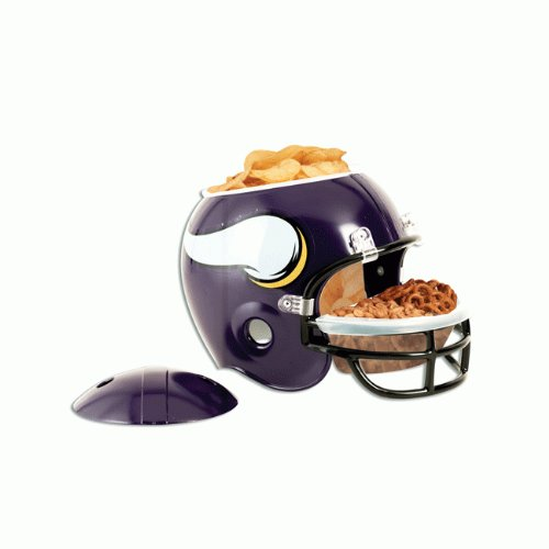 NFL Snack-Helm Minnesota Vikings