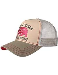 Amazon.it  Stetson - Cappellini da baseball   Cappelli e cappellini ... 45d2cc69d654