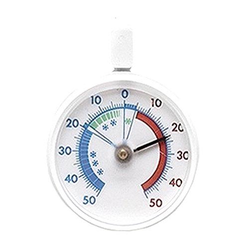 Tiefkühl Thermometer, Messbereich: -50°C - +50°C