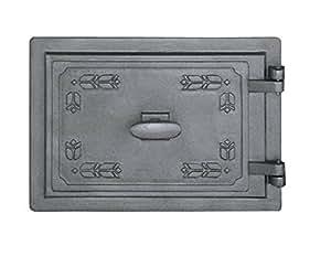 Asche porta revisions stufa di maiolica porta forno porta forno
