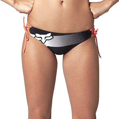 Fox - - Frauen Shiv Lace Up Side Tie Bikini Botton Black