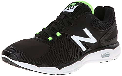 New Balance 18v3 Schuhe Herren Sportschuhe Turnschuhe Schwarz MX813BS3 Schwarz