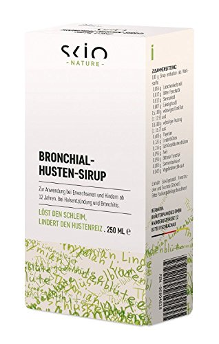 SCIO Bronchial-Husten-Sirup, 250 ml -
