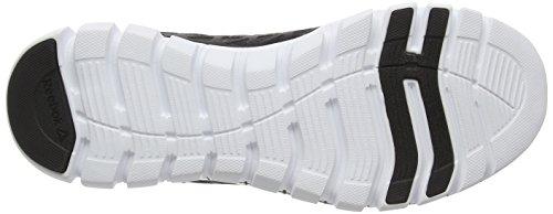 Reebok Sublite Xt Cushion 2.0 Mt, Scarpe da Corsa Uomo Nero (black/white)