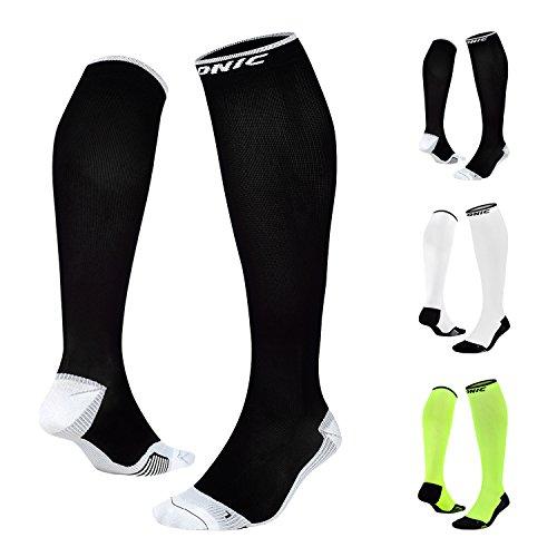 ONIC GEAR Sport Kompressionsstrümpfe für Damen und Herren, Thrombose-Strümpfe, Kompression Lauf-Socken, Fahrrad, Jogging, Handball, Compression Socks, Made in Europe