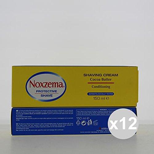 Set 12 NOXZEMA Crema Rasatura 150 Cocoa Creme Idratanti detergenza e cura del corpo