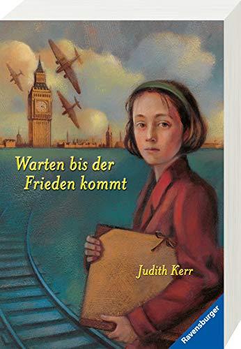 Buchseite und Rezensionen zu 'Warten bis der Frieden kommt (Rosa Kaninchen-Trilogie, Band 2)' von Judith Kerr