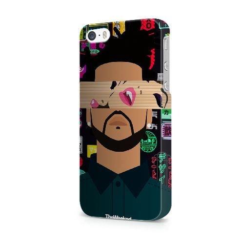 """COUTUM iPhone 6/6S (4.7"""" Version) Coque [GJJFHAGJ63814][TWENTY ONE PILOTS TOP CLIQUE BLURRYFACE THÈME] Plastique dur Snap-On 3D Coque pour iPhone 6/6S (4.7"""" Version) THE WEEKND XO - 016"""