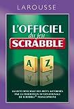 L'Officiel du Jeu Scrabble...