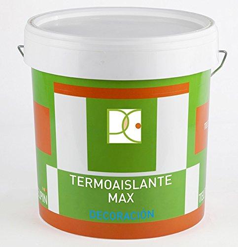 pittura termoisolante Max 3effetti (conducibilità 0,19W/MK)...