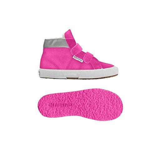 Superga , Mädchen Sneaker Fuxia