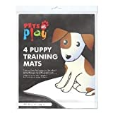 Puppy Training Mats 4 Pack