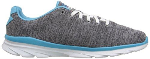 Skechers Damen Go Fit TRBayrose Sneakers Gray/Blue