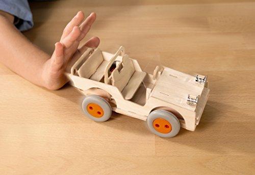 Haba 7711 Bausatz Geländewagen