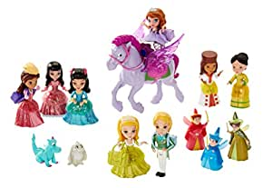 Mattel - Import (Wire Transfer) Disney Sofia The First Royal Prep Academy Doll Gift Pack (Pink)