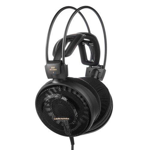 Audio-Technica ATH-AD900X High-Fidelity Offener HiFi-Kopfhörer schwarz - 2