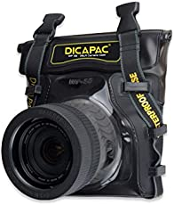 DiCAPac WP-S5 Camera Case (Black)