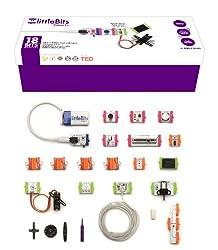 Littlebits Elektronik Deluxe Ausstattung, Schaltkreis-baukasten