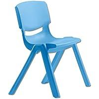 Preisvergleich für Kinderstuhl Flexi, 40 cm hoch (blau)