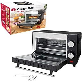 Cookworks Mini Oven White Amazon Co Uk Kitchen Amp Home
